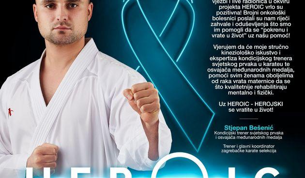HEROIC iskorak u budućnost bez raka vrata maternice i HPV-a!