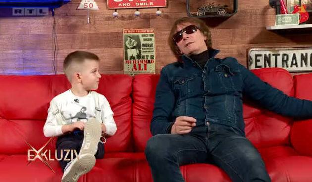 Ekskluzivno: Davora Gopca na spoju naslijepo intervjuirao četverogodišnji dječak (thumbnail)