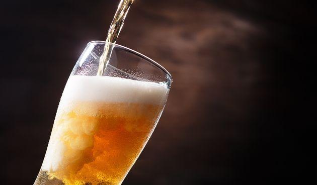 pivo točenje