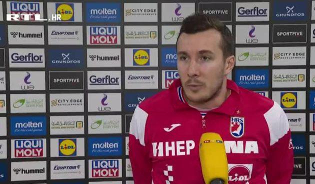 Štrlek: 'U utakmicu smo ušli kao papci' (thumbnail)