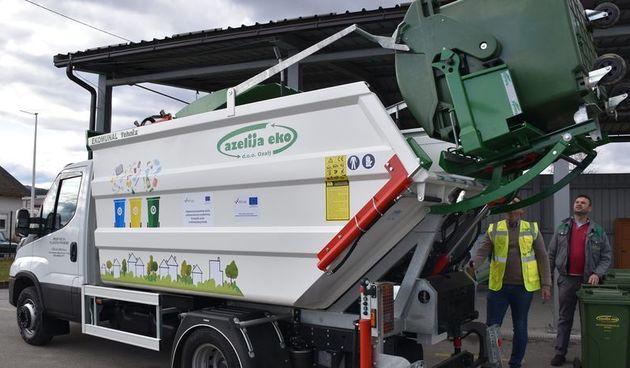 Grad Ozalj i susjedne općine u dvije godine smanjile količinu miješanog komunalnog otpada za 38 posto, direktor Cigić: Sustav ovdje dobro funkcionira