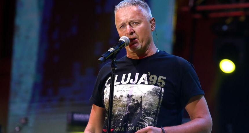 Marko Perković Thompson dolazi u Našice