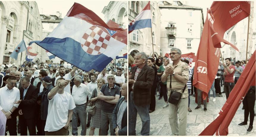 OTKRIVAMO Tko daje podršku Plenkoviću, a tko Bernardiću? Ovo su tipični birači HDZ-a i SDP-a