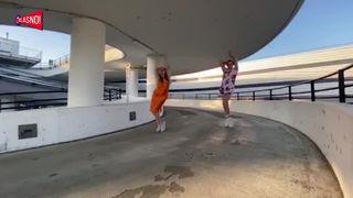 GLASNO! SABMARINE / Dua Lipa - Levitating (thumbnail)