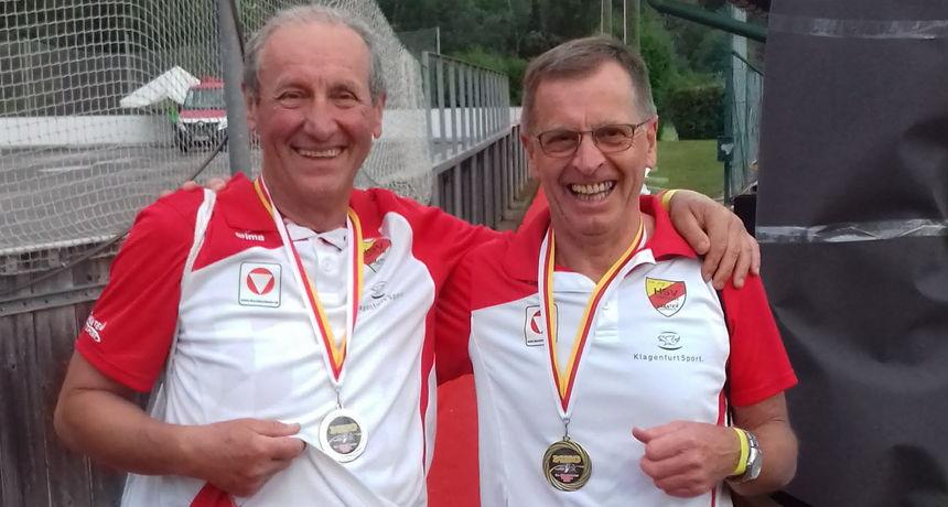 Varaždinski triatlonci na kišnim i olujnim trkama: Zlatko Sir i Teodor Pichler u Bilju i Austriji