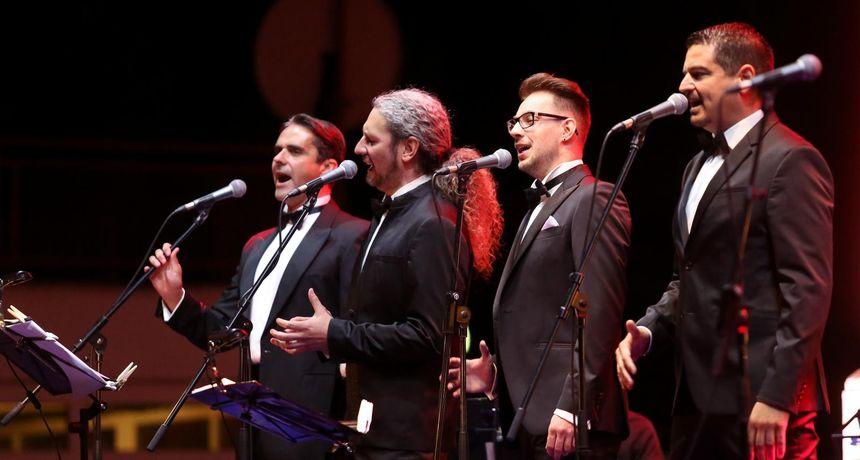 U prodaji dodatnih 200 ulaznica za gala koncert 4 TENORA u Osijeku
