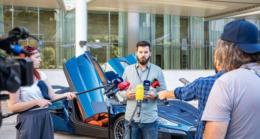 Do kraja 2024. robotaxiji proizvedeni u Hrvatskoj bit će na cestama