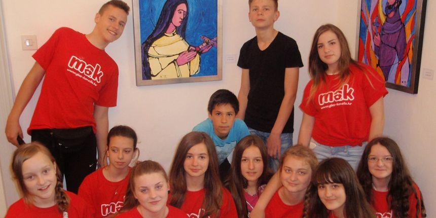Na Festivalu kršćanskog kazališta nastupaju i osnovnoškolci iz Var. županije
