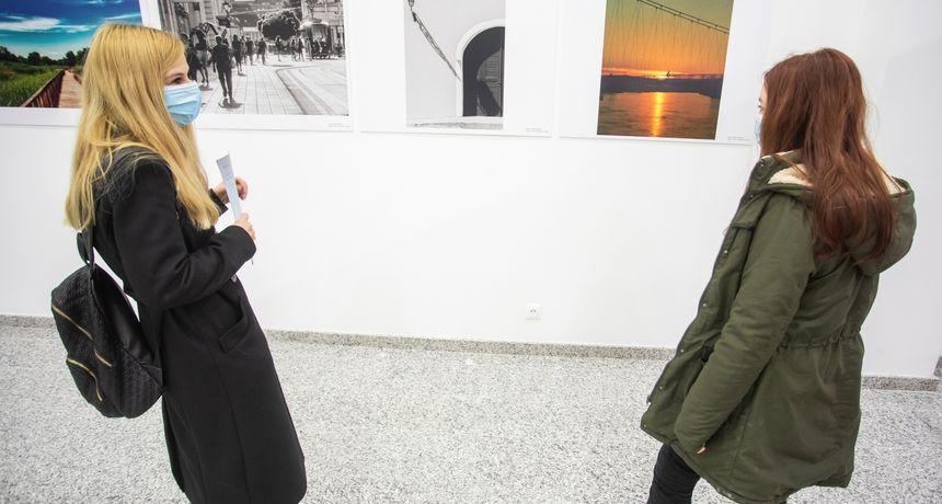 U Kulturnom centru otvorena izložba ''Dare do dream in Osijek''