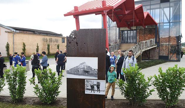 Muzeju Domovinskog rata na Turnju međunarodna kulturno-turistička nagrada