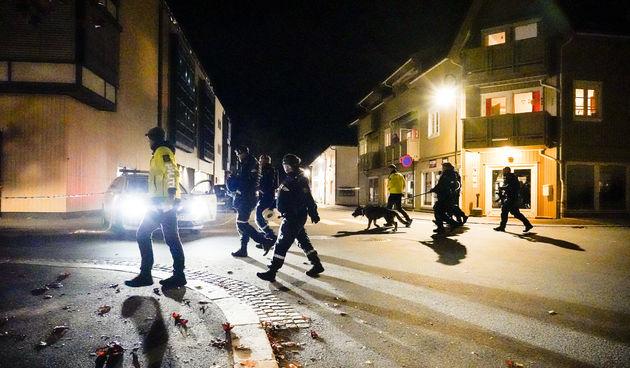 Napad u Norveškoj