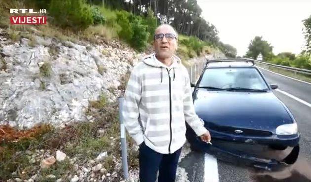 Trenutak potresa u Šibeniku (thumbnail)