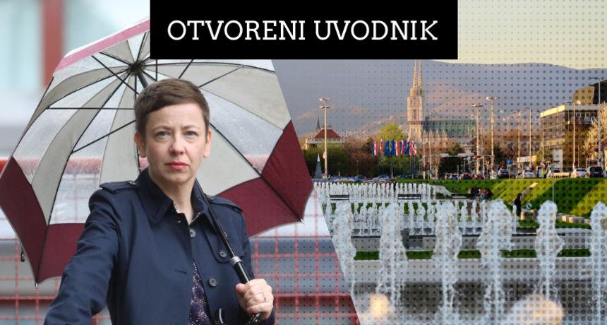 Danijela Dolenec za RTL.hr otkriva što su zatekli u gradu te piše o ciljevima i planovima: 'Zagreb čeka svijetla budućnost, ali taj put neće biti lak'