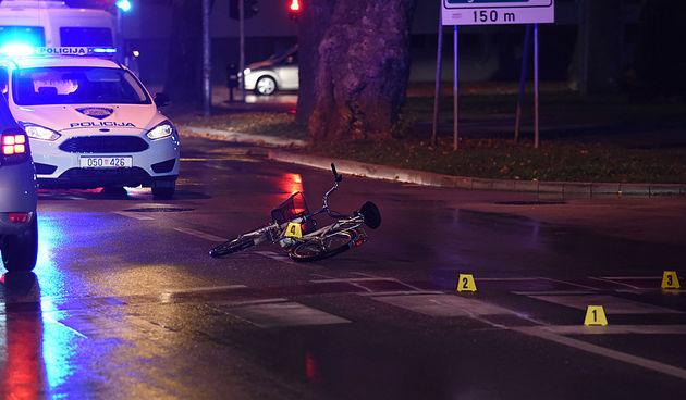 Prometna nesreća u Domobranskoj 23.9.2020.