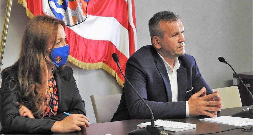 Prvi radni sastanak župana Stričaka s gradonačelnicima i načelnicima iz Varaždinske županije