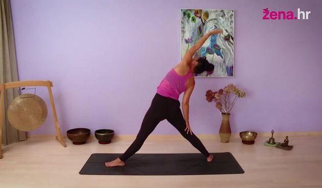 Joga kod kuće: Joga za aktivaciju i jačanje cijelog tijela (thumbnail)
