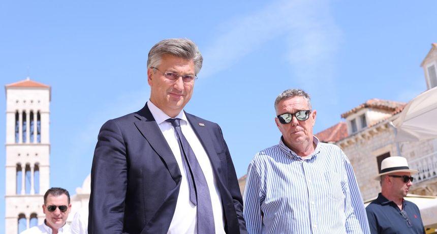 Plenković o Tesli: 'Građani su tako odlučili. Da sam ja na čelu Narodne banke Srbije, rekao bih Hrvatskoj bravo!'