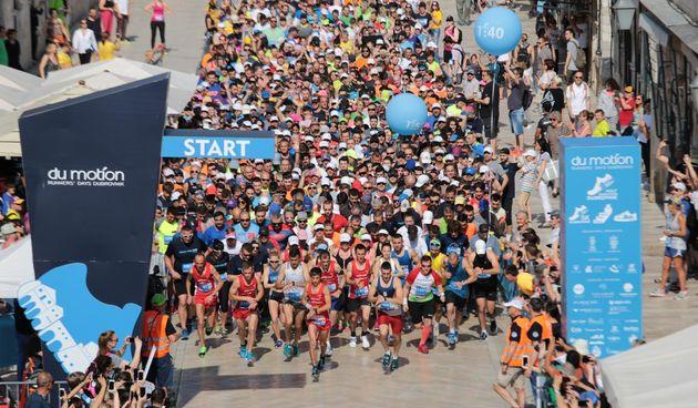 Održan Dubrovački polumaraton