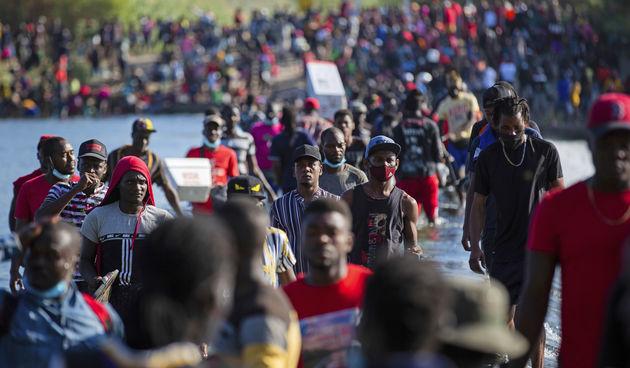 Migranti, Haiti, SAD