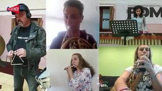 GLASNO!  Daft Punk - Give Life Back to Music (cover by POMP)  (thumbnail)