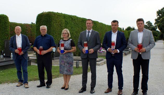 SDP obilježio Dan pobjede i domovinske zahvalnosti i Dan hrvatskih branitelja