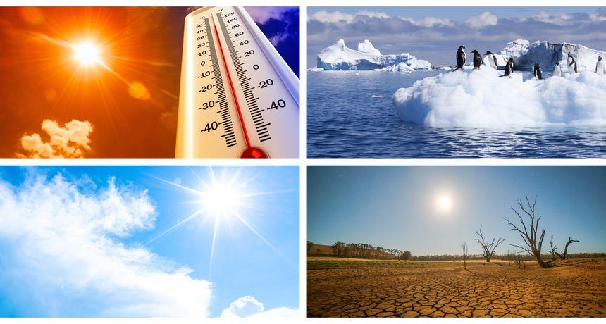 Ne piše nam se dobro: U idućih pet godina globalno zagrijavanje premašit će 1,5 stupanj