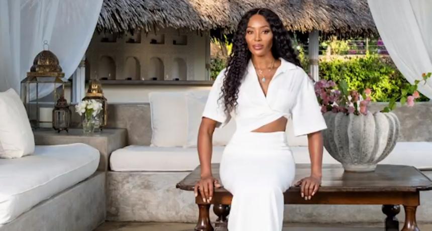 Zavirite u luksuzni raj na zemlji koji Naomi Campbell posjeduje u Africi