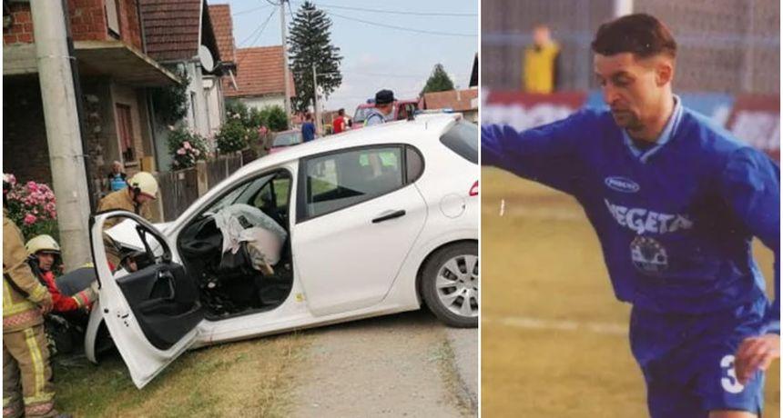 Policija iznijela detalje jučerašnje prometne nesreće u kojoj je poginuo Slobodan Sudec