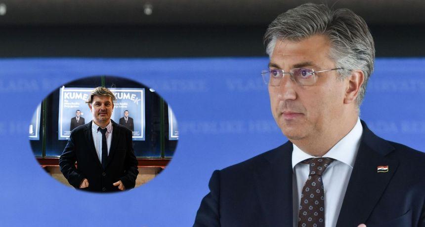 Dario Juričan prijavio Plenkovića inspekciji: 'Ne želim zamisliti što bi bilo da mu je element pričepio ego'