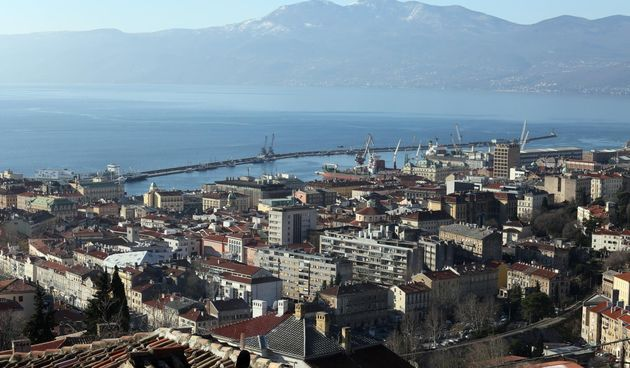 Rijeka- panorama