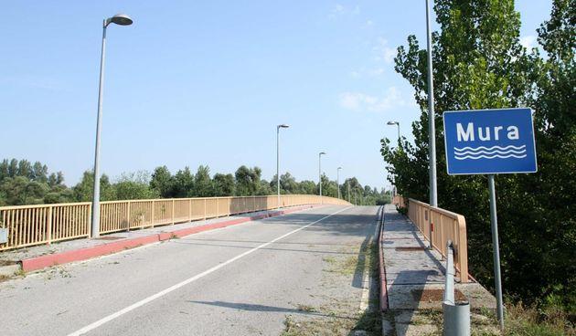 Granični prijelaz Sveti Martin na Muri