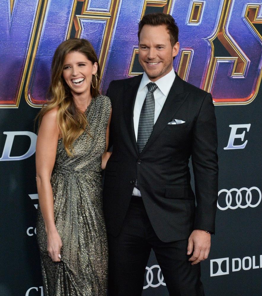 Chris Pratt i Katherine Schwarzenegger
