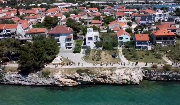 Škola trčanja Zadar objavila snimku svoje Wings for life avanture