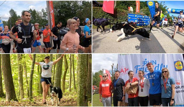 LIDL VARAŽDIN TRAIL 2021 Preko 120 natjecatelja sudjelovalo na čarobnoj utrci na sjeverozapadu Hrvatske