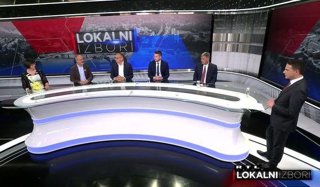 Sučeljavanje na RTL-u: Evo kako su se predstavili novi potencijalni gradonačelnici Osijeka