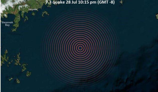 Iznimno jak potres magnitude 8,2 na Aljasci - prijeti im tsunami, čuju se sirene za uzbunu