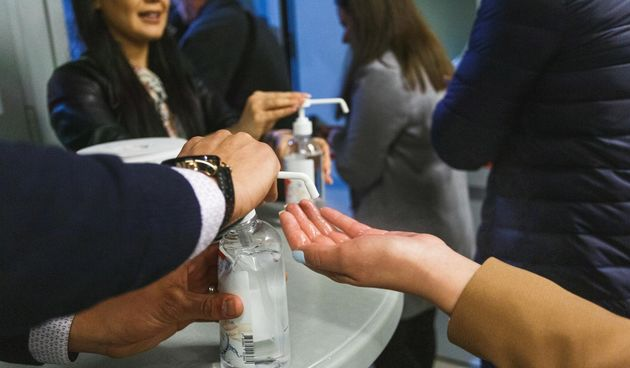 dezinfekcija ruku