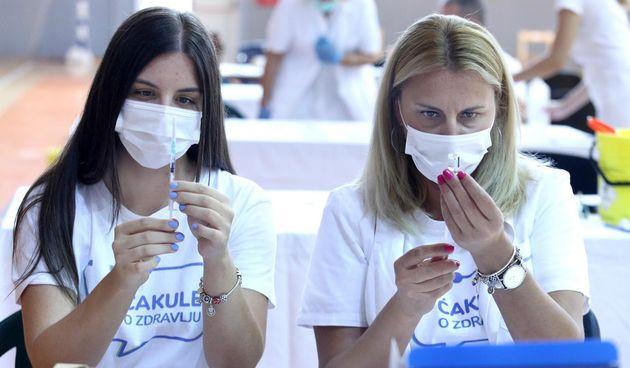Cijepljenje, koronavirus