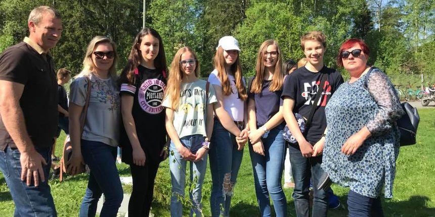 FOTO Predstavnici I. osnovne škole Čakovec posjetili Finsku