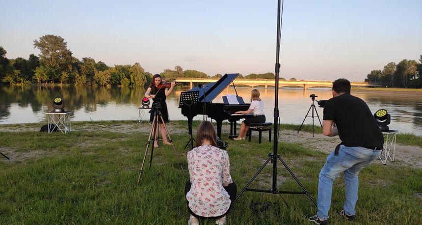 FOTO Otkrivena četvrta Skrivena glazbena točka, riječ je o savršenom spoju prirode i glazbe