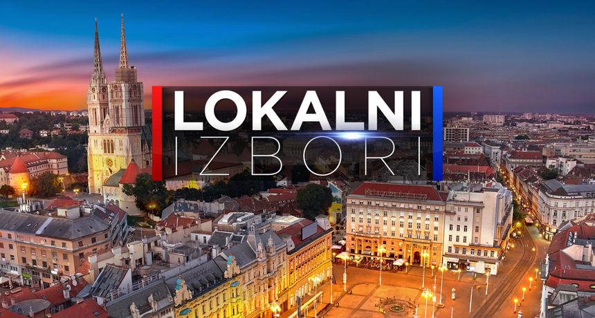 Ovo su detaljni rezultati po gradovima: Pogledajte tko osvaja Zagreb, Split, Rijeku, Osijek... Pronađite rezultat koji vas zanima
