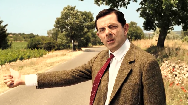 Mr.Bean na praznicima