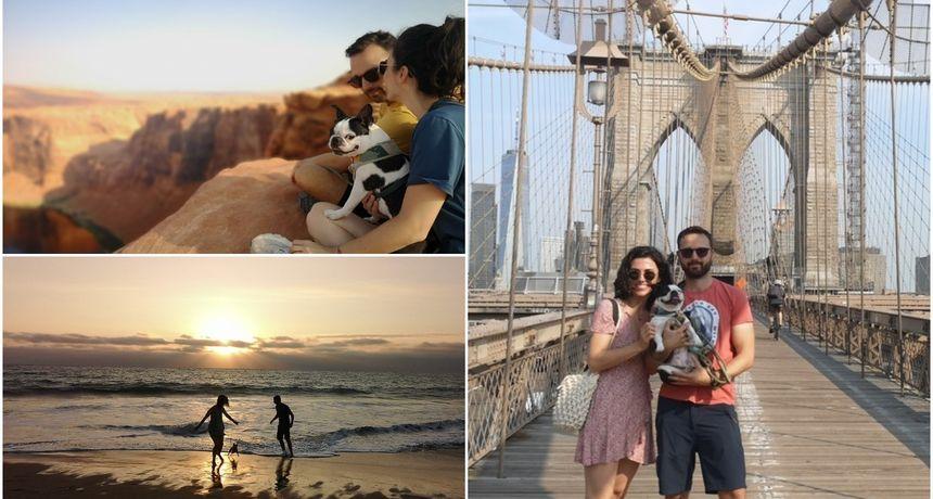 IVANA, SAŠA I MØ Koliko smo uspomena skrojili u prva četiri mjeseca putovanja svijetom?
