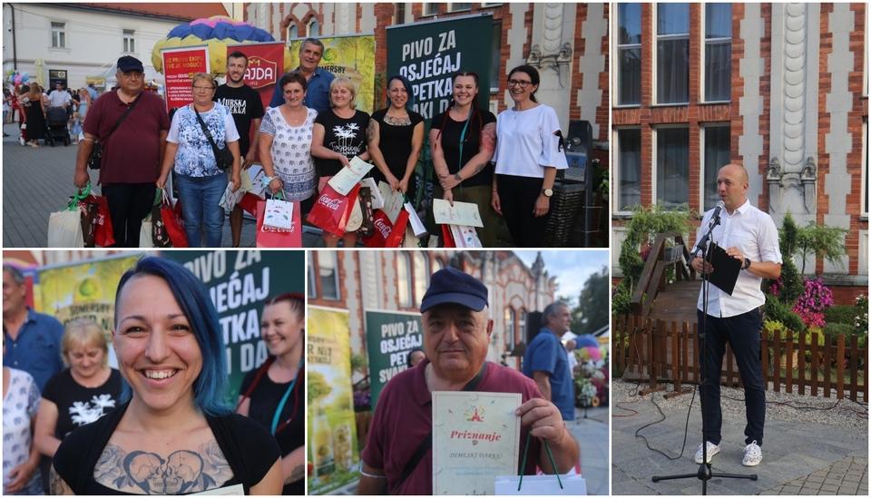 Oni su najbolji izlagači - primili nagrade Turističke zajednice grada Čakovca i sponzora