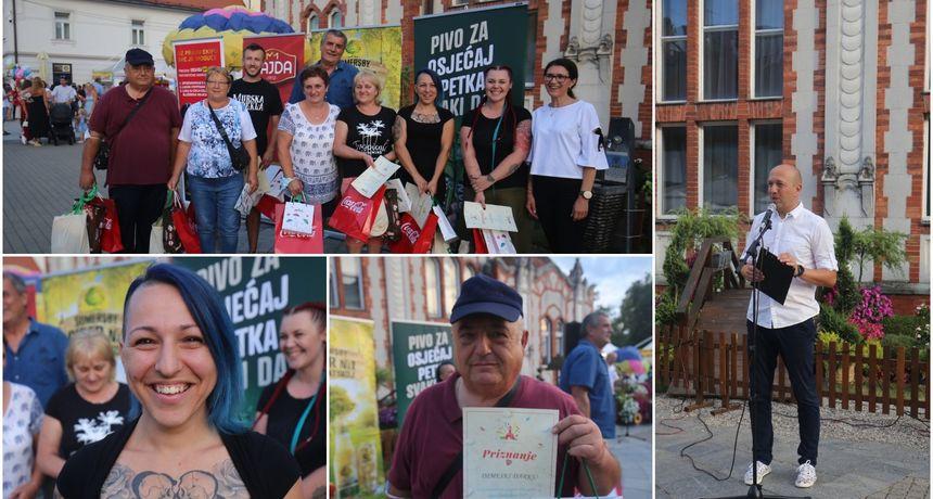 FOTO Oni su najbolji izlagači - primili nagrade Turističke zajednice grada Čakovca i sponzora