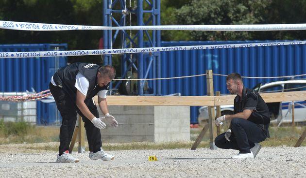 Na plaži Zrće ubijen britanski državljanin