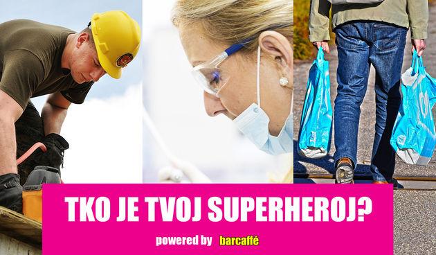 Oni su svuda oko nas: Reci nam tko je tvoj superheroj i osvoji nagradu