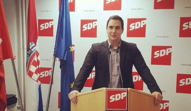 Spoj mladosti i iskustva: Ozaljski SDP održao unutarstranačke izbore, stranku preuzeo gradski vijećnik Igor Grgić