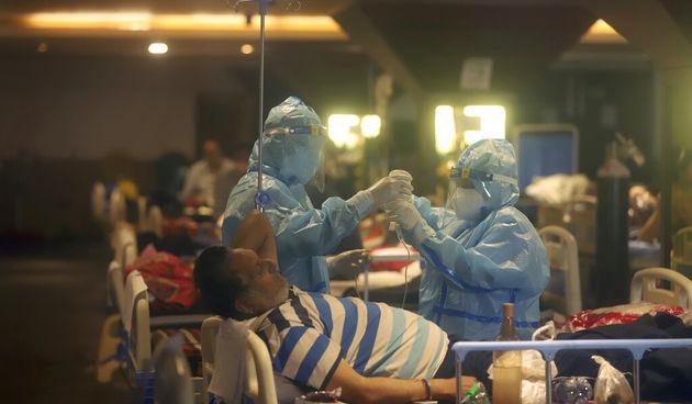 Indija, pandemija covid-19
