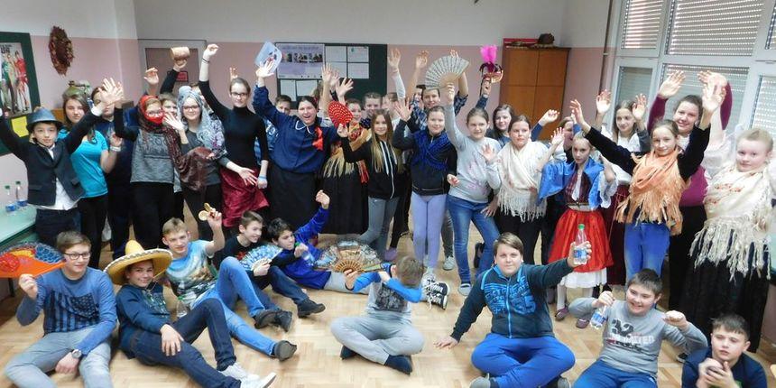 KOSTIMIRANI PARTY u Osnovnoj školi Donji Kraljevec